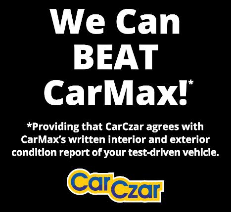 CarCzar - We Can BEAT CarMax!
